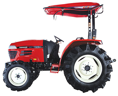Yanmar EF494T 4WD | Agriculture Farm Tractors | Products & Services